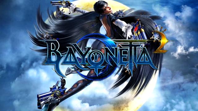 Bayonetta 2 - Logo