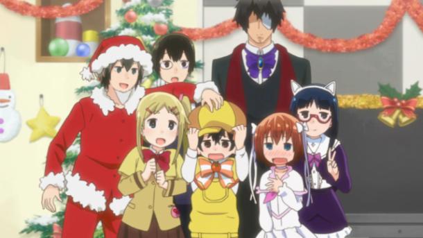 Denki-Gai  | Christmas