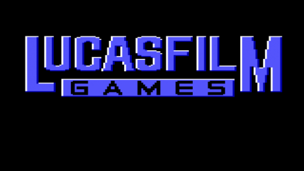 Early Lucasfilm Games/LucasArts Logo | LucasArts Games Coming to GOG.com