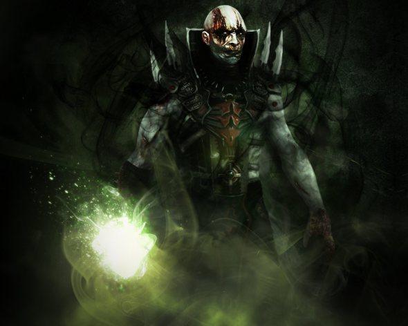 Mortal Kombat X - Quan Chi