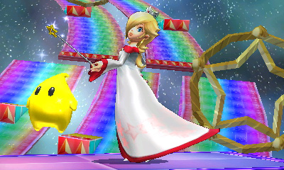 Super Smash Bros for 3DS | Rosalina