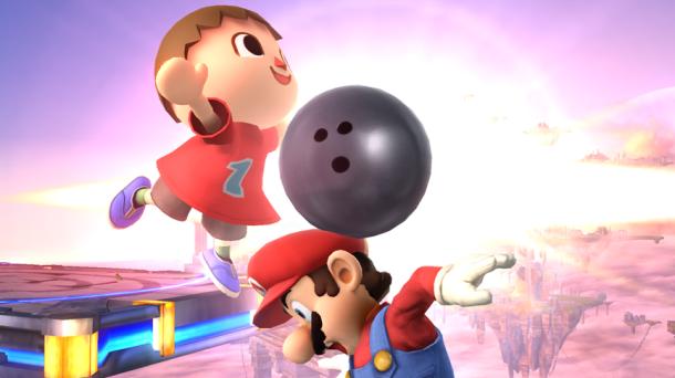 Super Smash Bros Roundtable | Villager