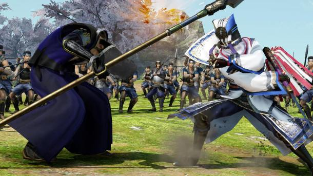 Samurai Warriors 4 | Mighty Strike