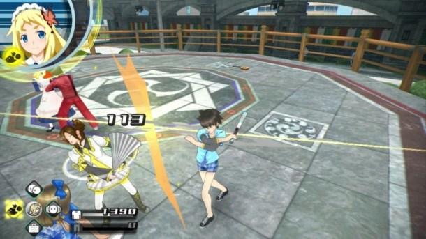 Akiba's Trip   Arena Fights