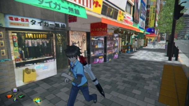 Akiba's Trip | Strolling Through the Streets