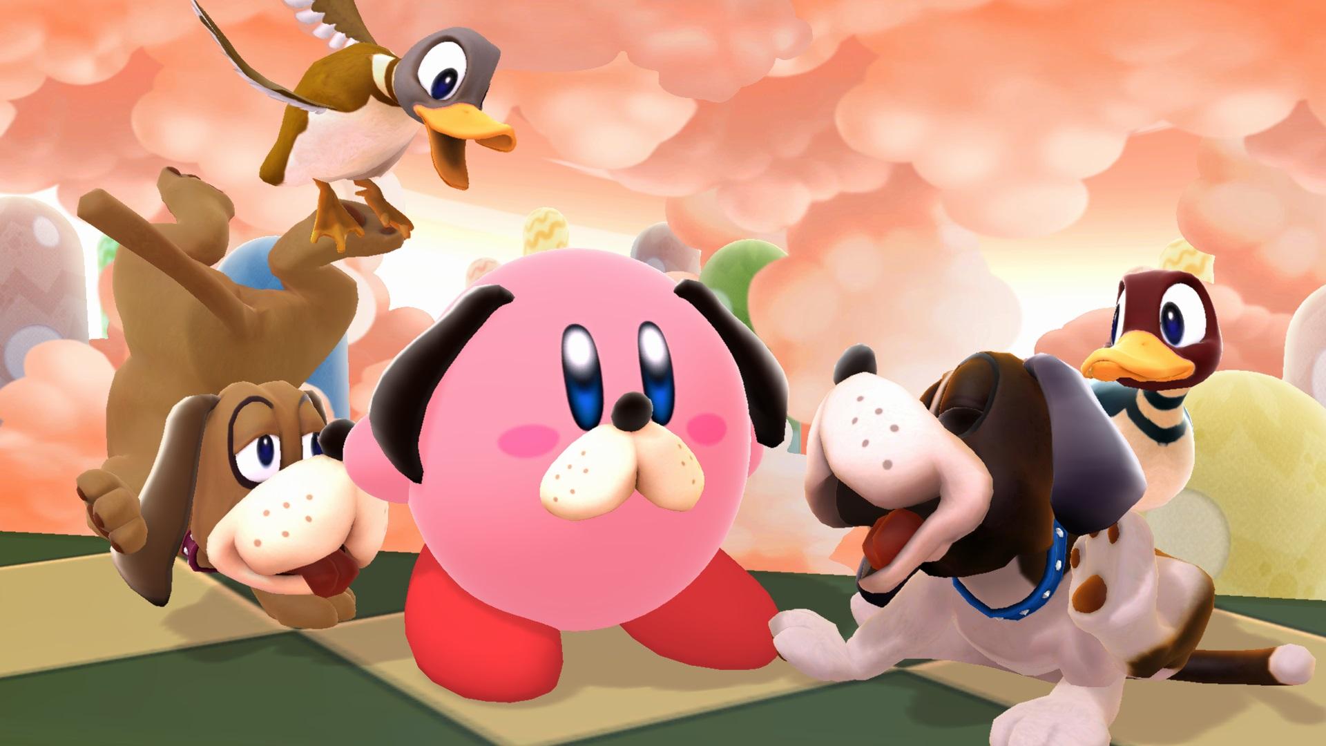 Sakurai Explains Duck Hunt's Appearance in Smash Bros. - opr