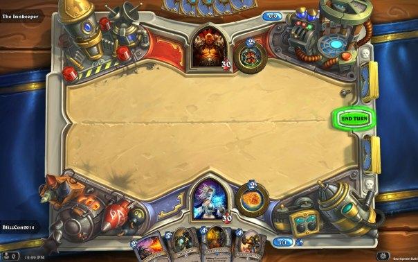 Hearthstone: Goblins vs. Gnomes | Game Board