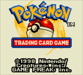 Pokemon Trading Card Game - Title