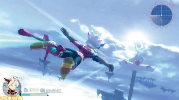 Rodea the Sky Soldier 03