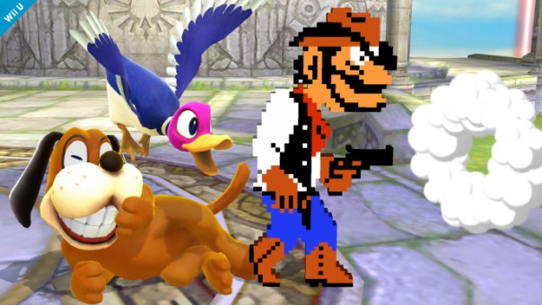 Super Smash Bros. Duck Hunt