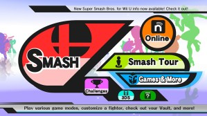 Smashing Saturdays | Wii U Menu