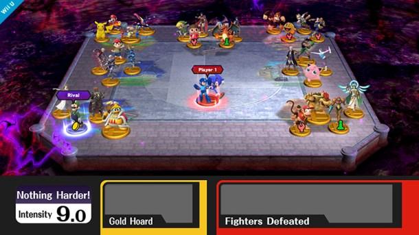 Smashing Saturdays - Super Smash Bros.   Background Differences