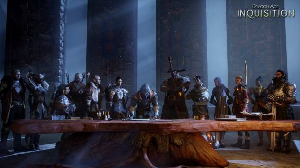 Dragon Age: Inquisition | War Table