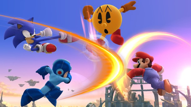 Super Smash Bros for Wii U | Game of the Month - November 2014