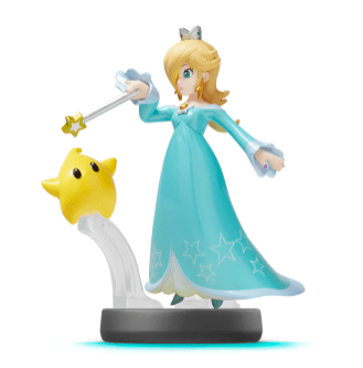 amiibo: Rosalina and Luma
