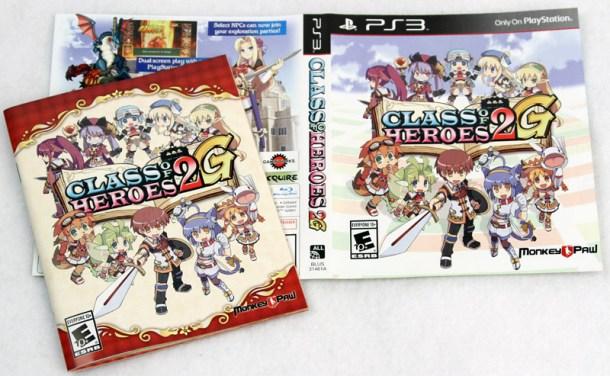 Class of Heroes 2G | oprainfall