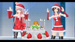 Hatsune Miku: Project Diva F 2nd   Santa Luka