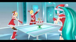Hatsune Miku: Project Diva F 2nd   Len Santa