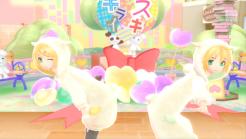 Hatsune Miku: Project Diva F 2nd   Costumes