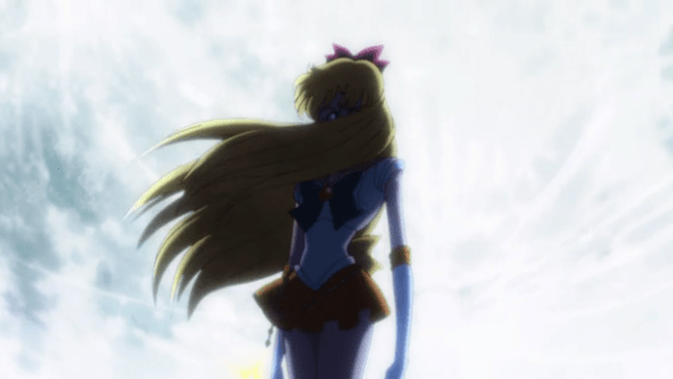 Sailor Moon Crystal Acts.8, 9, 10, and 11 | Sailor V