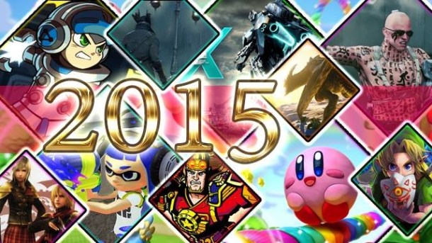 Will's Most Anticipated Games of 2015
