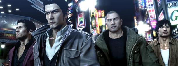 Tyler's Games of 2015 | Yakuza 5