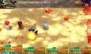 Etrian Mystery Dungeon Screenshot