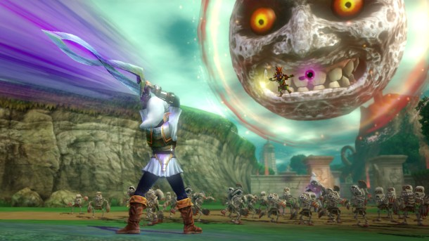 Hyrule Warriors | Majora's Mask Pack