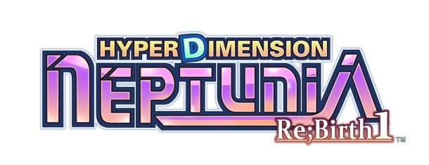 Neptunia Re;Birth1 | Logo