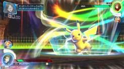 Pokken Tournament | Pikachu Charge