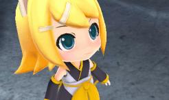 Project Mirai  Cute Rin
