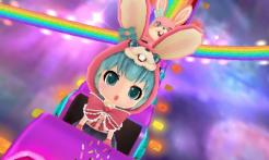 Project Mirai   Miku Coaster