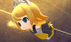Project Mirai   Rin Flying