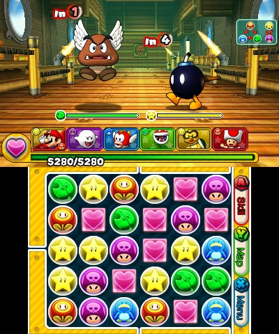 Puzzle & Dragons: Super Mario Bros. Edition | oprainfall