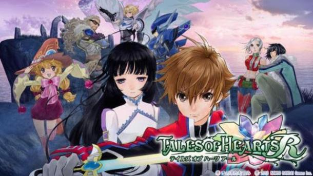 Tales of Hearts R | oprainfall