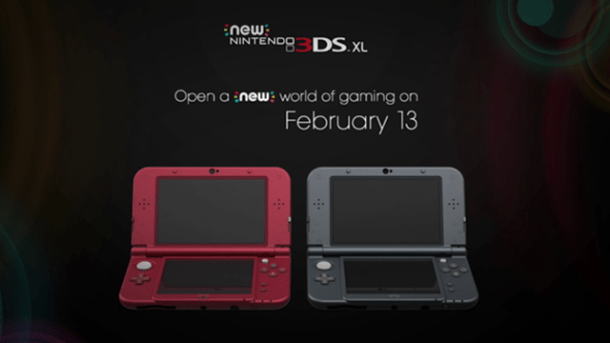 New Nintendo 3DS - Nintendo Direct