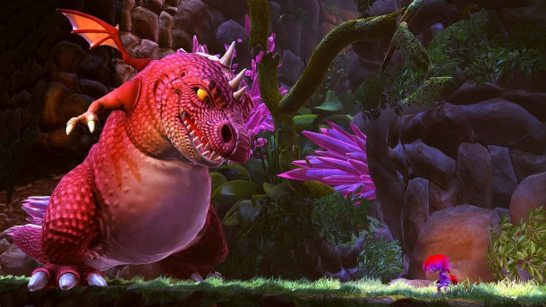 Giana Sisters: Twisted Dreams Director's Cut   Dragon