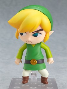 Toon Link | stare