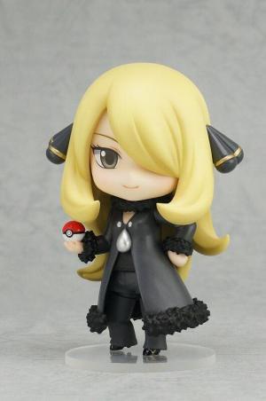 Cynthia - Pokémon Nendoroid
