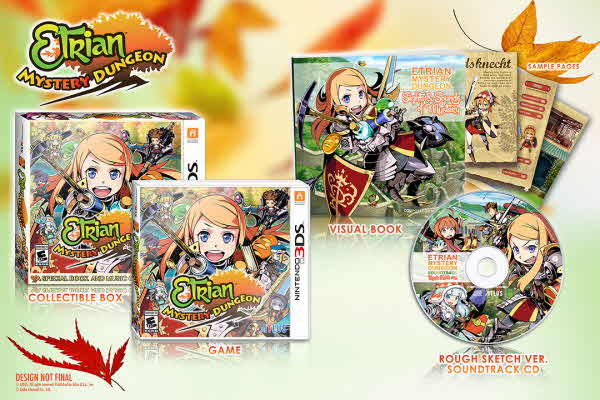 Etrian Mystery Dungeon box