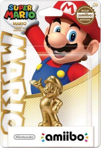 Gold Mario amiibo_002