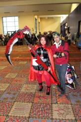 Ruby Rose and Neptune (thx Jahu!)