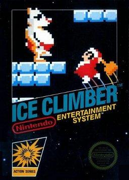 Ice Climber | oprainfall