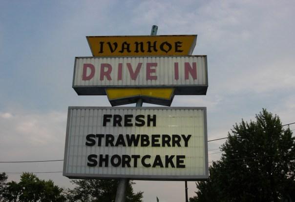 Ivanhoe's Drive-In