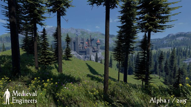 Medieval Engineers - Wilderness