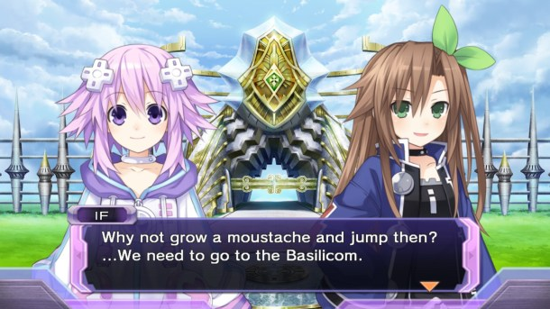 Neptunia Re;Birth1 | Jump