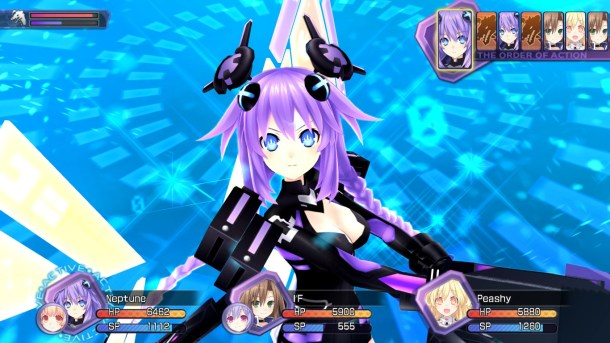Neptunia Re;Birth1 PC | Purple Heart