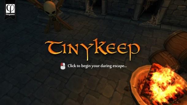 Tiny Keep | oprainfall