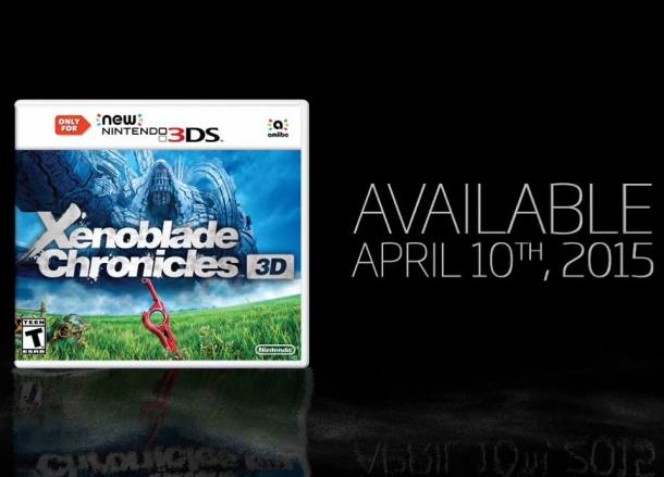 Xenoblade Chronicles 3D - Release Date