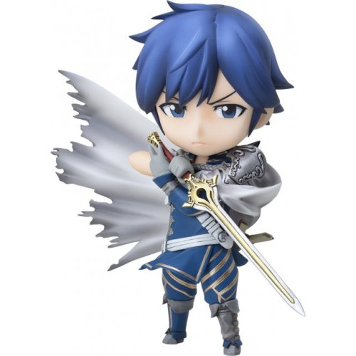 Fire Emblem - Chrom with Falchion